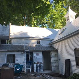 New roofing and services