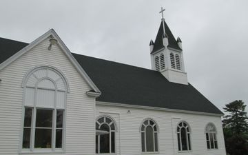 Church new roof